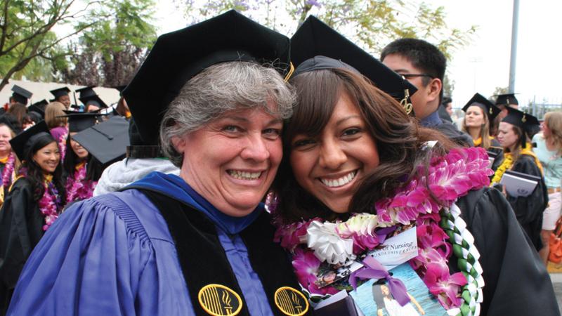 Loma Linda University, School of Nursing Alumni