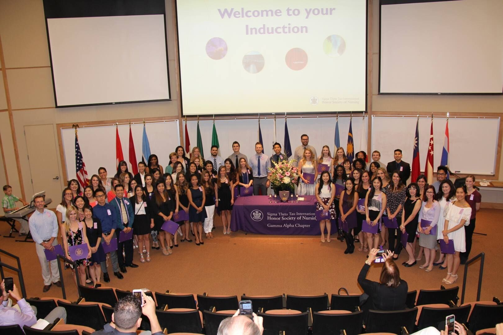 2016 STTI New Member Induction