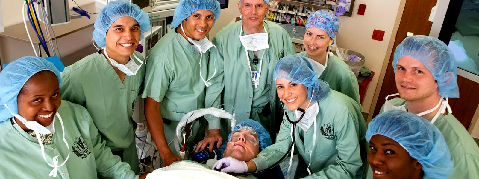 LLU Nurse Anesthetist CRNA Students
